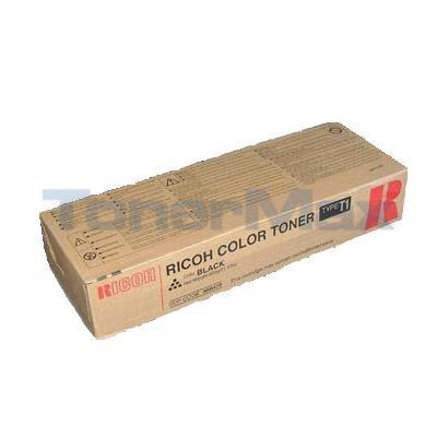 RICOH TYPE T1 TONER BLACK